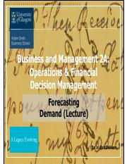 Lecture MGT2002 BM2A 17-18 2 Forecasting LECTURE [1] (1).pdf