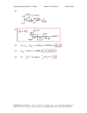 HW 19 Solutions