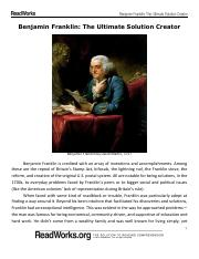 benjamin_franklin_the_ultimate_solution_creator_1250_passage_and_questions_0.pdf