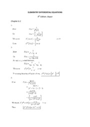 ELEMENTRY DIFFERENTIAL EQUATIONS 6.2