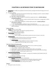 Condensed Study Guide for Chps 8-11.docx