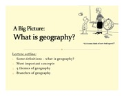 What+is+geographyy