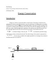 Lab 6 Energy Conservation.docx