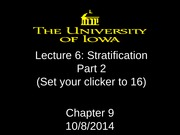 Lecture 6 - Stratification - Part 2 (1)