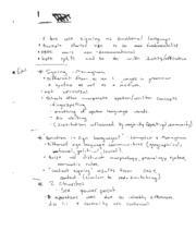 CMCL 122 notes 10