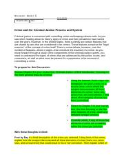 Week 2 Discussion (Criminal Justice).docx