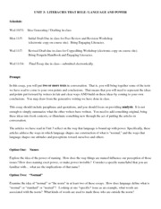 unit 1 college 101 essay 3a academic vocabulary Keywords: unit 1 code x unit 1, college 101, scholastic code x, essays that make a difference, i couldn't imagine wanting to dye my hair blond, christina mendoza, christina mendoza, chunky peanut butter, james gregory, essay 3a, hugh gallagher, text structure, vocabulary, academic vocabulary, key ideas and details, words and phrases in.