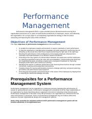 Performance Appraisal and Performance Management.docx