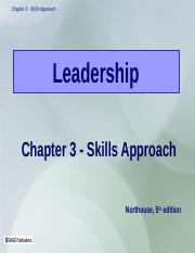 Lec 3 Skill Approach.ppt