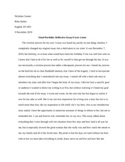 Writing the perfect philosophy essay paper