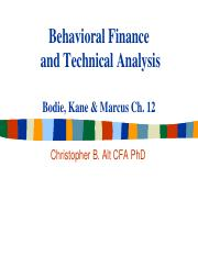Behavioral Finance  Technical Analysis.pdf