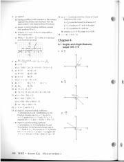 Chapter 4 Workbook Answers