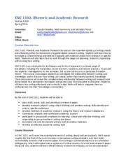 Research paper grading criteria