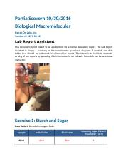 Biological_Macromolecules Report Assistant
