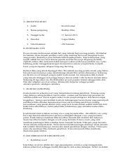 Resensi A Identitas Buku 1 Judul Koala Kumal 2 Nama Pengarang Raditya Dika 3 Tanggal Terbit 17 Januari 2015 4 Penerbit Gagas Media 5 Tebal Halaman 250 Course Hero