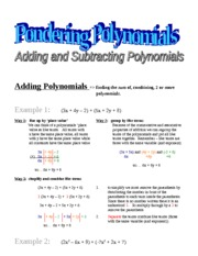Pondering_Polynomials_add_and_sub