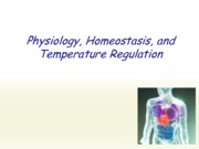 Ch40 Lecture-PhysiologyHomeostasis_uLearn