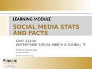 Social Media Stats and Facts(1)