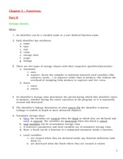 Chapter 3-Lecture Notes-Part II