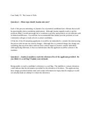 Case Study 55 - Questions 1 and 2.docx