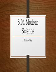 5.04 Modern Sciences1.pptx