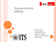 airtel7psandswotanalysis-090916054538-phpapp02