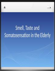 Smell Taste and Somatosensation - Chapter 7(3).pptx