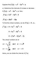 Solution for Chapter 4, 4.3 - Problem 34 - Single Variable Calculus, 6th Edition - eNotes.pdf