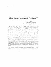 03 Albert Camus a traves de La Peste.pdf