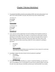 Spark Chapter 5 Review Worksheet.docx