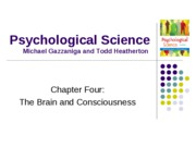 The Brain and Consciousness-1
