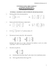 FHMM1024_Tutorial_1_Matrices_and_Linear_Equations.pdf