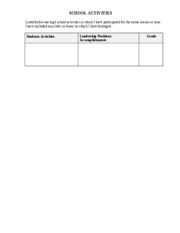 09 Learner -- School Activities (2nd choice)_1