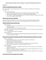 MGMT310A-Exam 4 Study Guide