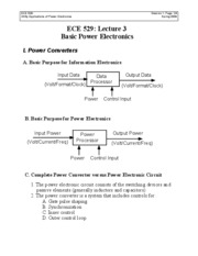 Lect3 Basic Power Electronics