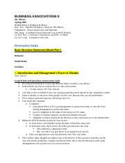 THE--BUSINESS_ASSOCIATIONS_II_OUTLINE_(Statutes_Assignments_1-33))-2.doc