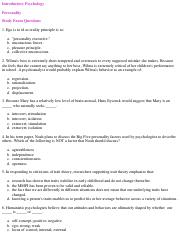 Personality Study Questions.pdf