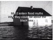 Mid Eastern flood myths