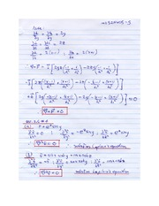 Math 252 Assignment 5