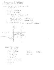 ASSIGNMENT 5 QUESTION SOLUTIONS