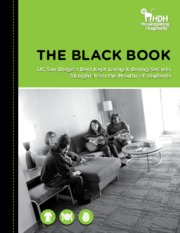 UCSD Dining Guide (The Black Book)
