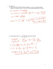 Midterm 3 2015 solutions