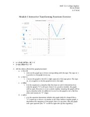 Nicole Hrbek_Module 3 Interactive Transforming Functions Exercise