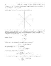 Fund Quantum Mechanics Lect & HW Solutions 54