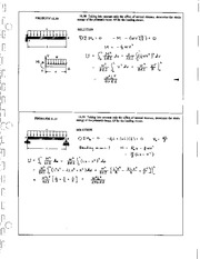 1330_Mechanics Homework Mechanics of Materials Solution