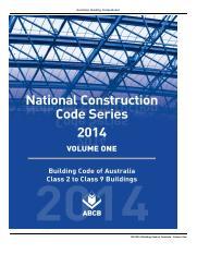 Building Code Of Australia Pdf