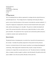 principles of marketing assignment 4.docx
