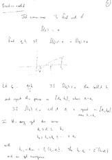 MATH 363 Non Linear Equations Notes