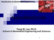 IntroBME-NanoMedicine-2013-SCH