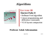 18-Shortest-Paths-II